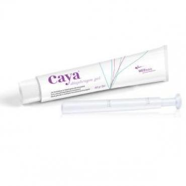 Cayagel Gel anticonceptivo para ser usado con el Diafragma Caya
