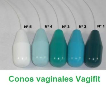 Conos vaginales VAGIFIT